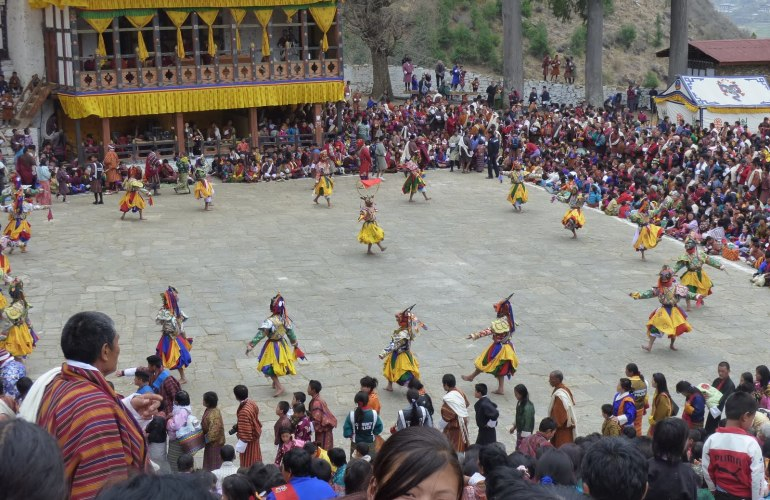 Himalaya's Sacred Spaces, Exotic Bazaars, Spectacular Festivals
