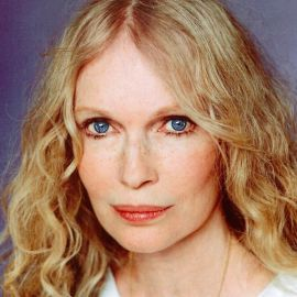 Mia Farrow Headshot