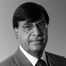 Salahuddin Ahmed (In Pakistan) Headshot