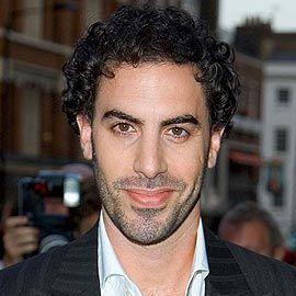 Sacha Baron Cohen Headshot