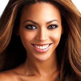 Beyonce Knowles Headshot