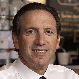 Howard Schultz Headshot
