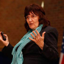 Dr. Kathryn Seifert Headshot