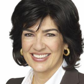 Christiane Amanpour Headshot