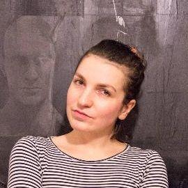 Athena Papadopoulos Headshot