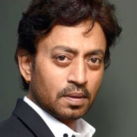 Irrfan Khan  Headshot