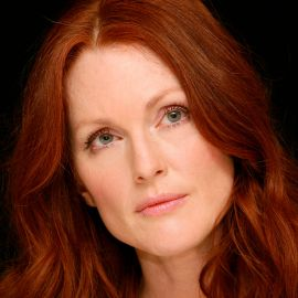 Julianne Moore Headshot