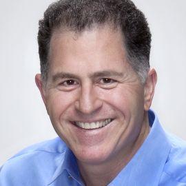 Michael Dell Headshot