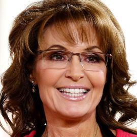 Sarah Palin Headshot