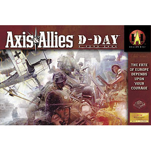 Axis and Allies: D-Day Board Game