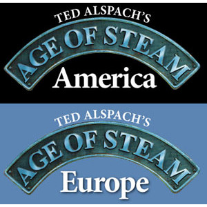 Age of Steam Expansion: America & Europe