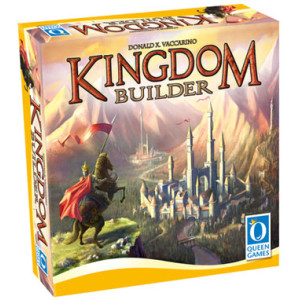 Kingdom Builder Board Game