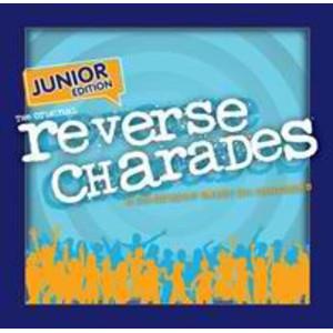 Reverse Charades Junior Edition