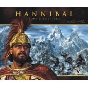 Hannibal - Rome vs. Carthage Board Game