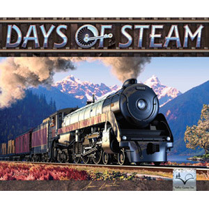 Days of Steam Board Game