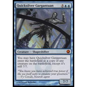 Quicksilver Gargantuan