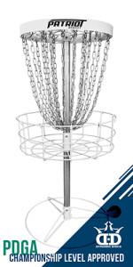 Portable Patriot Basket (Patriot Basket, Stand Mount Wheel Base)