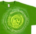 T-Shirt (Short Sleeve) (Short Sleeve T-Shirt, Spinner DGA Logo)