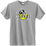Cotton T-Shirt (Cotton T-Shirt, Buzzz Generation Logo)