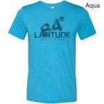 Latitude 64 Halftone Logo T-Shirt (Short Sleeve) (Performance Blend T-Shirt (Short Sleeve), Latitude 64 Halftone Logo)