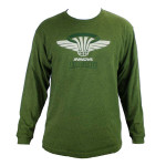 Recover T-Shirt (Long Sleeve) (Recover T-Shirt (Long Sleeve), Innova Air Force (Front) and Innova Swoosh (Back))