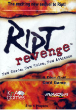 Ript Revenge Card Game (Card Games, -)
