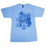 T-Shirt (Short Sleeve) (T-Shirt (Short Sleeve), Innova Jungle Design (Soft Style))