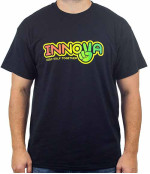 DryBlend T-Shirt (Short Sleeve) (DryBlend T-Shirt (Short Sleeve), Innova Peace Logo)