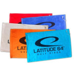Disc Golf Towel (Golf Towel, Latitude 64 Logo)