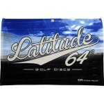 Full Color Sublimated Towel (Sublimated Golf Towel, Degrees)