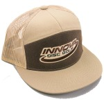 Flatbill Snapback Mesh Cap (Flatbill Snapback Mesh Cap, Innova Logo)
