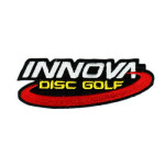Innova Disc Golf Patch (Innova Patch, Innova Logo)