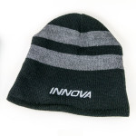 Innova Name Logo Fleece Lined Beanie Hat (Fleece Lined Knit Beanie, Innova Name Logo)
