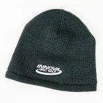 Innova Swoosh Logo Fleece Lined Beanie Hat (Fleece Lined Knit Beanie, Innova Swoosh Logo)