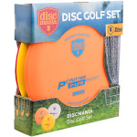 D Line Disc Golf Set (D Line Disc Golf Set, Standard)