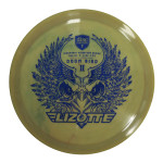 FD3 (Fairway Driver) (Swirly S Line Signature, Lizotte Doom Bird II)