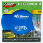 GStar Disc Golf Set (GStar Disc Golf Set, Standard)