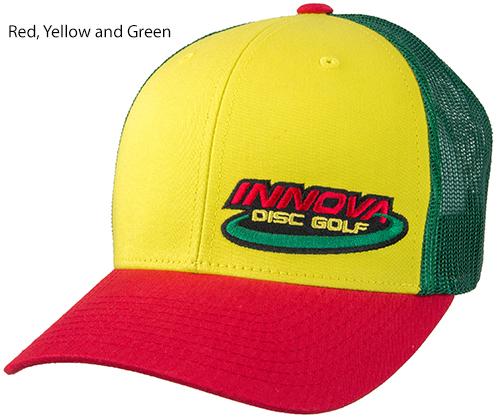 innova logo mesh baseball cap mesh baseball cap dg accessories