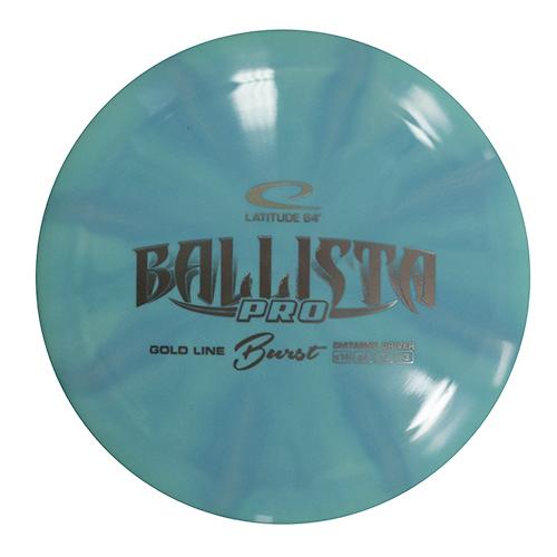 Gold Line Burst Ballista Pro