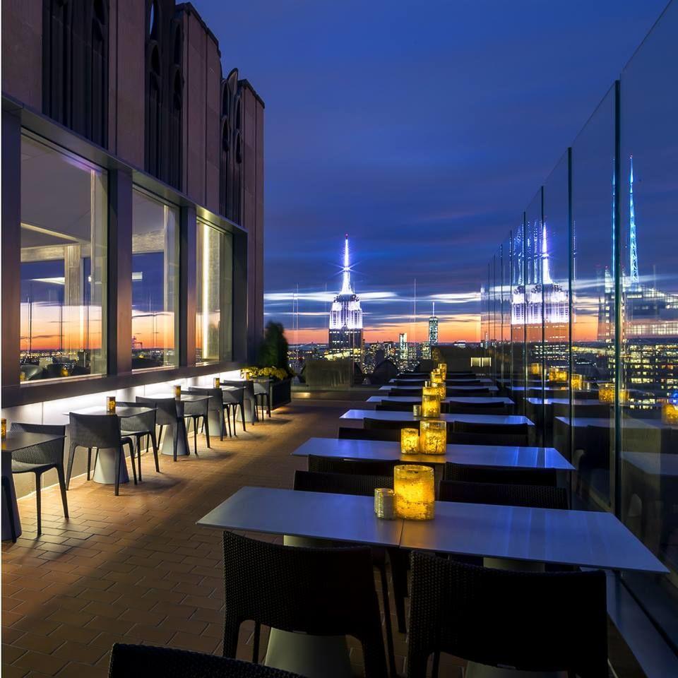 Merveilleux ... New York U0027s Best Rooftop Bars ...
