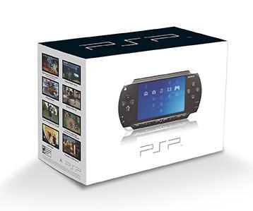 PSP, Carton