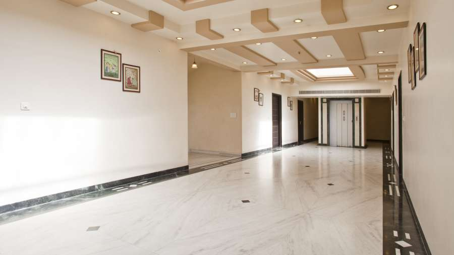 Hotel Ruby  Jaipur Corridor 15