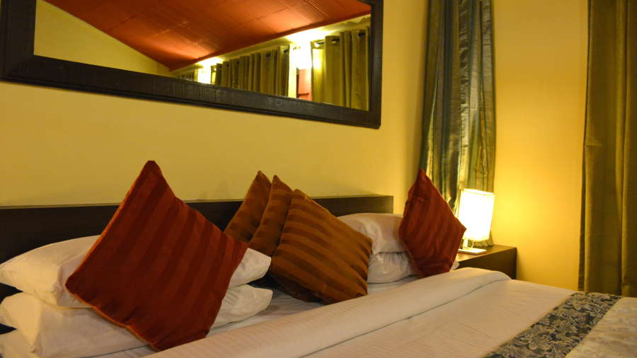 Kadkani Riverside Resorts, Coorg Coorg Premium Rooms Kadkani Riverside Resort Coorg 11