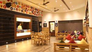 Hotel Ratnawali, Jaipur Jaipur Coffee Shop 1