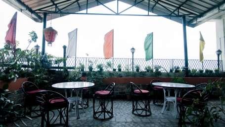Central Hotel, Gangtok Gangtok rooftop gardens dining restaurant central hotels gangtok 1