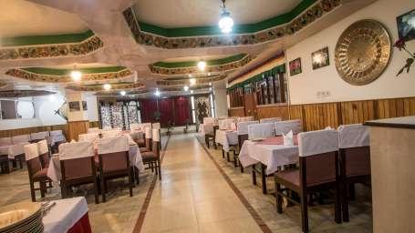 Central Hotel, Gangtok Gangtok wild orchid restaurant central hotels gangtok 7