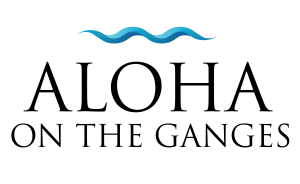 Aloha On the Ganges Rishikesh logo