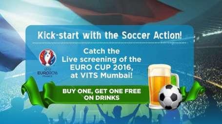 VITS Hotel, Mumbai Mumbai final football