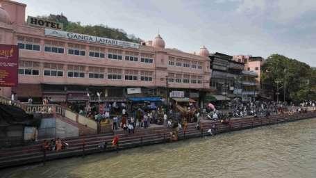 The Haveli Hari Ganga Hotel, Haridwar Haridwar Facade of Ganga Lahari Hotel Haridwar