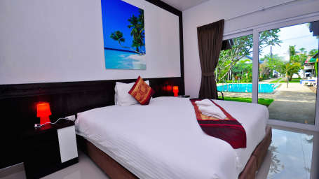 Phuket Airport Hotel Bangkok Suprior double Phuket Airport Hotel